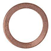 Bagues d'étanchéité cuivre 26 x 19 x 2,0 mm, 10 pièces pour Volvo image