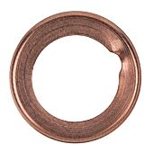 Bagues pliable17 x 12 x 1,0 mm, 10 pièces pour Nissan image