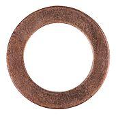 Bagues d'étanchéité cuivre 25,5 x 16 x 1,6 mm, 10 pièces pour Rover Mini image