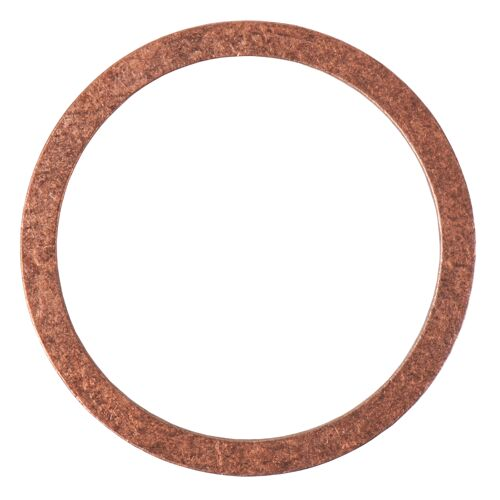 Bagues d'étanchéité cuivre 27 x 22 x 1,5 mm, 10 pièces pour Porsche image