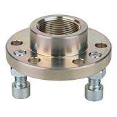 Coffret d'extracteur de moyeux de roue, Iveco image