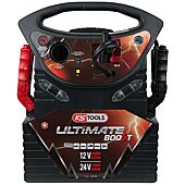 Booster à batterie 12V/24V PL à trolley - 6200A/3100A image