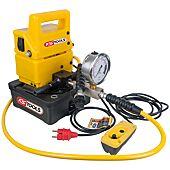 Pompe hydrau-électrique image