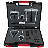 Coffret d'extracteurs prise intérieure - extérieure Ø 10 - 75 mm - 13 pcs image