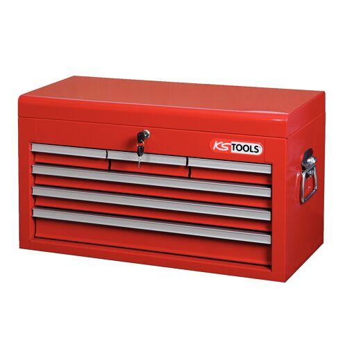 Coffre à outils avec 6 tiroirs et plateau image