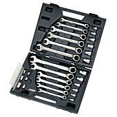 Coffret de clés mixtes à cliquet RING STOP® GEARplus®, 30 pcs image