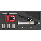 Module d'appareil à collets pour conduits de freinage avec vérin hydraulique image