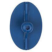 Pastilles de débosselage à coller, elliptiques et plates, 33x22 mm image