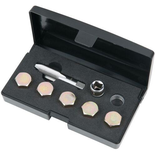 Kit de réparation de vis de carter d'huile M15 x 1,5 mm, 12 pièces image