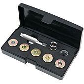 Kit de réparation de vis de carter d'huile M17 x 1,5 mm, 12 pièces image