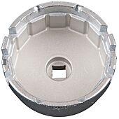 Cloche filtre à huile 3/8 64,5mm 14 pans 1 encoche du coffret 150.9210. image