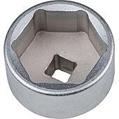 Clé filtre à huile 3/8 32mm 6 pans du coffret 150.9210. image