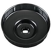 """Cloche pour filtre à huile 1/2"""" diamètre 108 mm pour Renault et Opel image"""