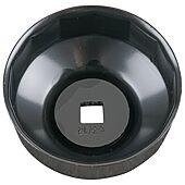 """Cloche pour filtre à huile 3/8"""", diamètre 68 mm image"""
