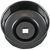 """Cloche pour filtre à huile 3/8"""", diamètre 73 mm image"""