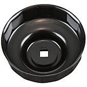 """Cloche pour filtre à huile 3/8"""", diamètre 90 mm image"""