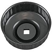 """Cloche pour filtre à huile 3/8"""", diamètre 76 mm pour Ford image"""