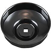 """Cloche pour filtre à huile 3/8"""", diamètre 100 mm image"""