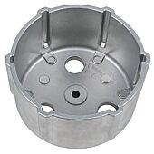Cloche pour filtre à huile Ø 109,0 mm / 6 cannelures image