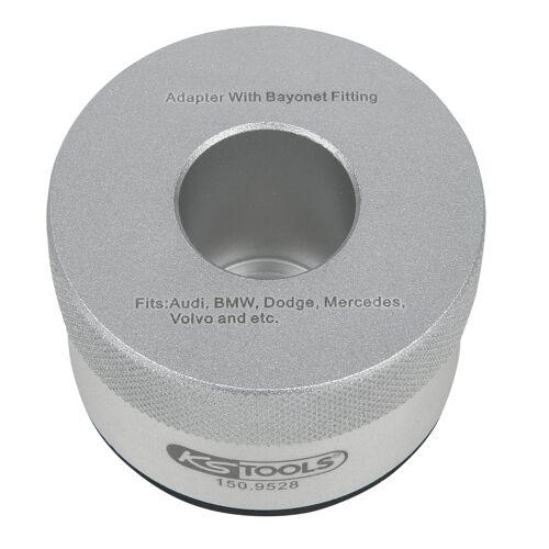 Adaptateur baïonnette pour remplisseur d'huile 150.9525 image