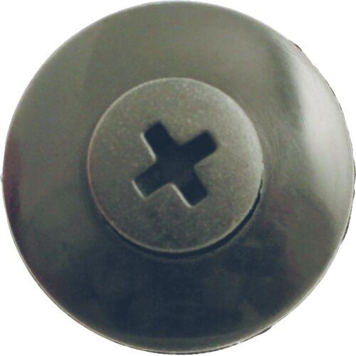 Agrafes à pousser pour Honda et Nissan - Ø 8 mm - Ø de la tête 20,6 mm - L. 9,5 mm - 10 pcs image