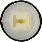 Agrafes de fixation de grilles de radiateurs pour Honda - Ø de la tête 13,3 mm - 10 pcs image