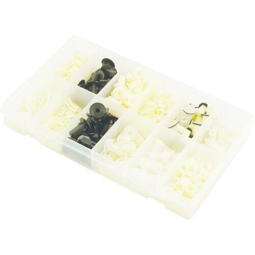 Assortiment d'écrous de blocage plastiques, 350 pcs image