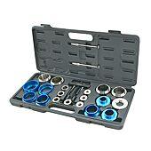 Coffret d'outils pour le montage et démontage de bagues d'étanchéité et joints SPI, 24 pièces image