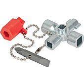 Mini clé universelle pour armoire éléctrique image