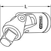 Cardan universel ULTIMATE® 3/8'' image