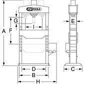 Presses hydrauliques image