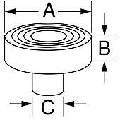Adaptateurs pour cric hydropneumatique image