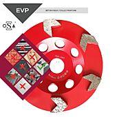 Plateau diamant - EVP - Rouge image