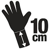 Gant anti-coupure tricot Softnocut - gris - paume enduite PU - La paire image