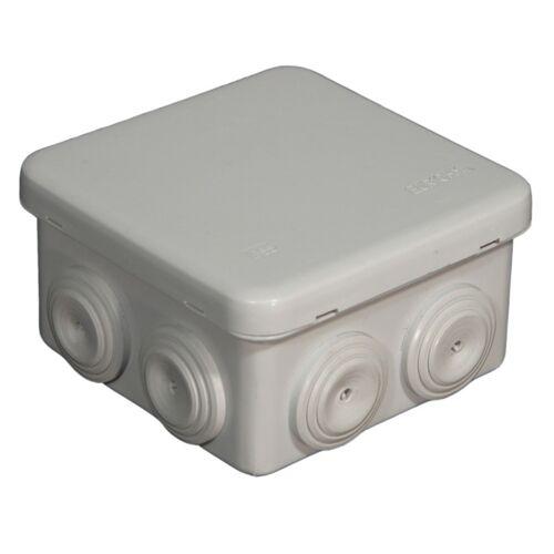 Boîte de dérivation carrée étanches - 960°C - IP65 image