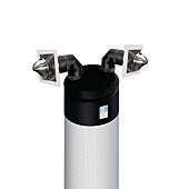Kit ballon raccordement pour chauffe-eau thermodynamique Ø160 image