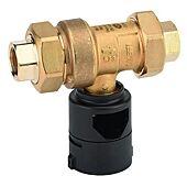 Disconnecteur SCUDO - zone de pression réduite controlable BA 580 - Mâle Mâle montage horizontal ou vertical image
