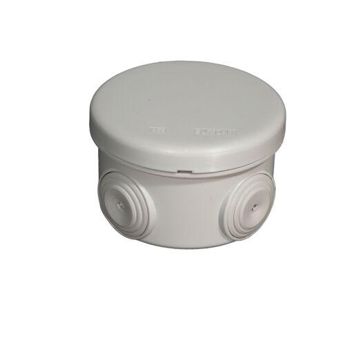 Boîte de dérivation ronde étanches - 4 entrées - 960°C - IP65 image