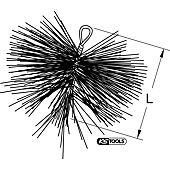 Hérissons ronds synthétique image