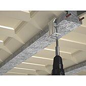 GRIP HM pour attache de suspension sur poutrelle béton - Boite de 50 image