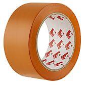 Ruban Pvc Orange plastifié - 297 image
