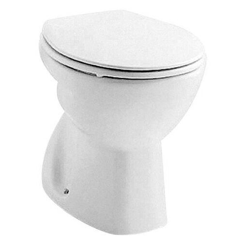 Cuvette WC au sol Polo sortie horizontale - nue image