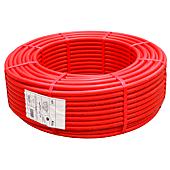 Tube PER pré-gainé rouge image