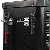 Servante BLACK EDITION 7 tiroirs édition limitée - 293 outils image
