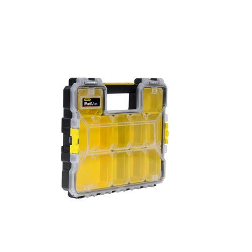 Organiseur étanche -10 compartiments amovibles  Fatmax Pro image