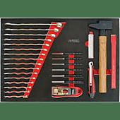 Servante BLACK EDITION 7 tiroirs édition limitée - 318 outils image