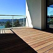 Kit terrasse : fraisoir carbure 45° perçage diamètre 4mm pour vis de 4,5 à 6mm image