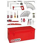 Caisse à outils monteur chaudronnier - 42 outils image